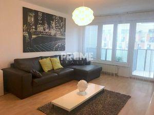 Pekný 2i byt, novostavba Domino, PARKING, Trnavská cesta, Ružinov