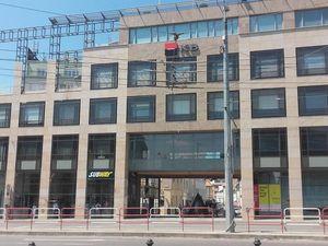 Reprezentatívne kancel. priestory 690 m2 na Hodžovom námestí oproti PREZIDENTSKÉMU PALÁCU, NOVOSTAVB