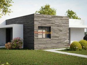 Predaj projekt rodinného domu, Topoľčany, časť Mravenisko.
