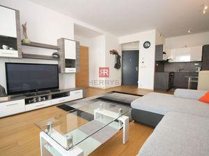 HERRYS - Prenájom, 2 izbový zariadený byt v novostavbe Panorama City