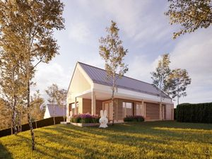 Lietava: POSLEDNÝ voľný bungalov- STAVEBNÉ POVOLENIE VYDANÉ, STAVEBNÉ PRÁCE ZAHÁJENÉ