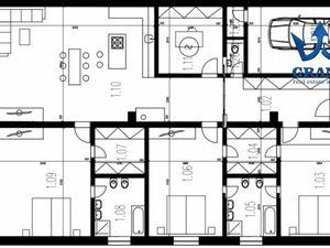2in1 - ADMINISTRATÍVA A BÝVANIE  ! NOVOSTAVBA ! PÁROVSKÉ HÁJE, 240m², 5i nový dom, IHNEĎ VOĽNÝ!!, NI