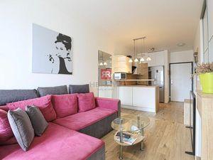 HERRYS - Na prenájom útulný klimatizovaný 1,5 izbový byt s priestrannou loggiou v novostavbe Slnečni