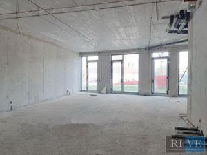 130 m2 a 139 m2 – obchodné priestory v novom polyfunkčnom objekte