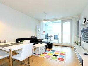 HERRYS - Na prenájom kompletne zariadený 2 izbový byt v Panorama City v Starom Meste, parking