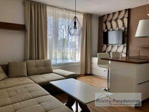Dúbravka - pekný 1 izbový byt v novostavbe pri Tescu na prenájom