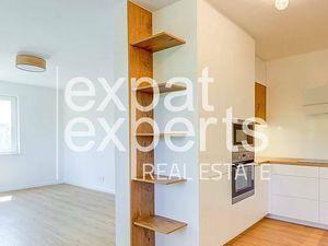 Nádherný 3i byt, 89 m2, nezariadený, parking, s balkónom a lodžiou