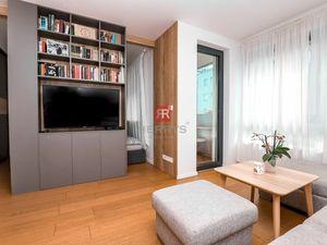 HERRYS - Na prenájom krásne zariadený 2 izbový byt s lodžiou v rezidencii Blumental v Starom Meste