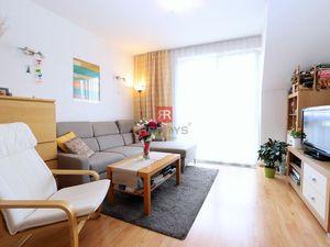 HERRYS - na prenájom 2 izbový byt vo výbornej lokalite na začiatku Petržalky