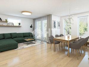 2-podlažný 4 IZBOVÝ RD s TEPELNÝM ČERPADLOM- ÚP 128 m2, POZEMOK cca 370 m2, Bernolákovo, Chmeľová ul
