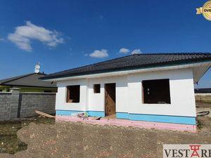 Na predaj novostavba 4+1, pozemok 629 m2 Galanta- Kolónia