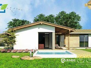Na predaj 4 izbová ekologická montovaná novostavba domu PRAKTIK