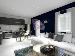 TOP PONUKA, Exkluzívne!!! Pasívny 3-izbový byt na Slnečných jazerách Juh s predzáhradkou