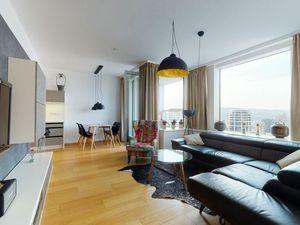 Na PRENÁJOM 2iz byt na 31 poschodí v PANORAMA s krásnym výhľadom