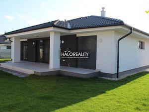 HALO reality - Predaj, exkluzívny rodinný dom Galanta - NOVOSTAVBA