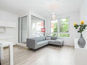 HERRYS - Na prenájom úplne nový 2 izbový byt s garážovým státím a veľkou pivnicou v novostavbe Sofor