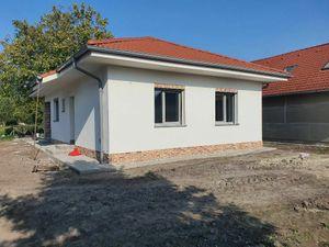 3-izbová novostavba rodinného domu 2 km od Dunajskej Stredy