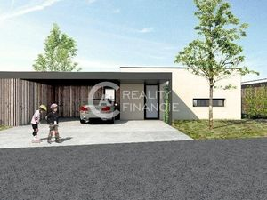 AG reality I  len dva dizajnové 4-izbové rodinné domy v novej časti-Kvetoslavov-Nová Tulipa