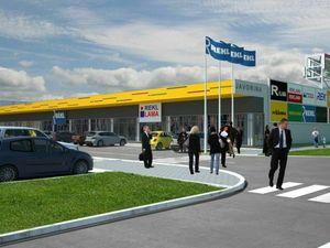 Obchodné priestory na prenájom v nákupnom centre RGB Javorina