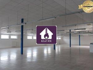 Moderné výrobné, skladové a kancelárske priestory do 3000m2. Seredská