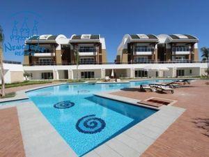Krásny 3-izbový apartmán na predaj v apartmánovom komplexe Majestica apartments v Turecku, časť Side