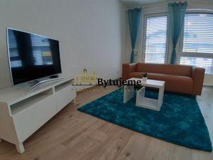 Kompletne zariadený 1i. byt s balkónom a garážovým státím, Ružinov - Nivy
