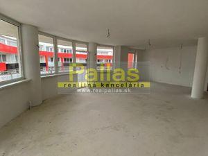 PREDAJ novostavby 3-izb. bytu s terasou a loggiou - CENTRUM