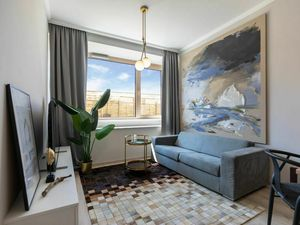 Krásny a kompletne zariadený byt v novostavbe Vajnorská 21, možnosť odpočtu DPH