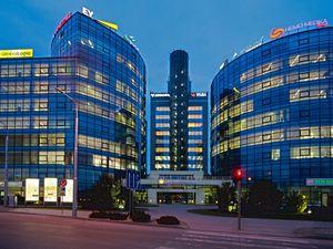 Business Centre Košice Novostavba Košice I - Staré Mesto