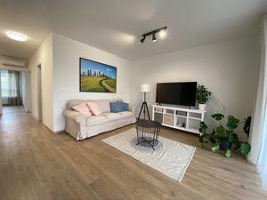 Brezový háj, prenájom 3i byt 118,76 m2 s predzáhra