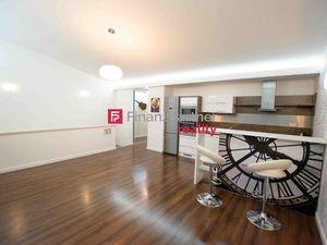 REZERVOVANÉ 3- izbový byt s terasou, loggiou a vlastnou garážou v Malinove
