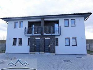 Predaj 3 izb. bytov v novostavbe, ÚP 79,48m2, dve parkov. miesta, v Trstenej na Ostrove