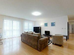 Novostavba 4 izb. byt 150m2, zimná záhrada, Vysoká ul.,2x KÚPEĽŇA, 1x gar.parking, absolútne centrum