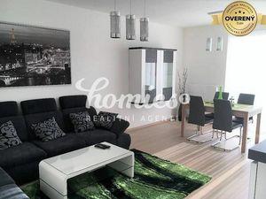 PRENÁJOM 2 izbový klimatizovaný byt s garážou Novostavba Šindolka