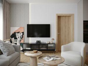 Exkluzívne na predaj 2-izbový byt - obec Kúty