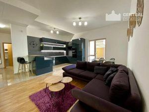 Exkluzívny 3i byt v novostavbe s terasou a parkovaním na prenájom v starom meste