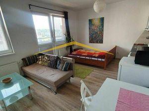 Prenájom zariadený 1 izbový byt v NOVOSTAVBE s internetom , Nejedlého ulica, Bratislava IV Dúbravka