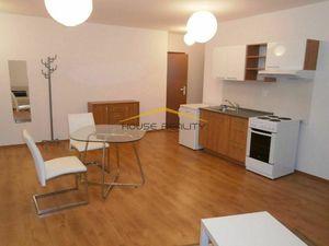 Prenájom pekný 2 izbový byt v NOVOSTAVBE s 2 balkónmi, Fedinova ulica, Bratislava V Petržalka