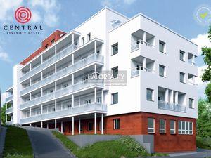 HALO reality - Predaj, päťizbový byt Banská Bystrica, Centrum, Komenského - NOVOSTAVBA - ZNÍŽENÁ CEN