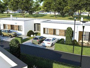 Predpredaj tehlovej novostavby 4-izb. bungalov