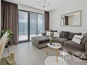 REZERVOVANÝ DELTA   3 izb.byt s terasou a predzáhradkou v projekte Na Piesku, Ružinov, 168 m2