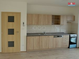 Pronájem bytu 2+kk, 51 m², Hodonín, ul. Žižkova