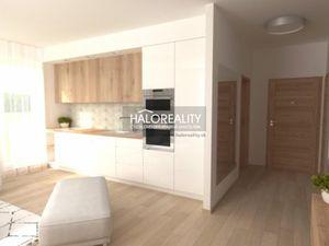 HALO reality - Predaj, dvojizbový byt Trstice - NOVOSTAVBA