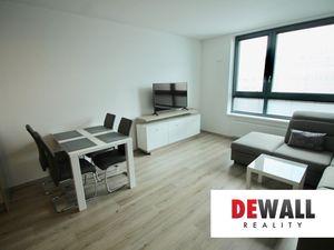 VIDEONovinka: Prenájom novostavby 2 izb.bytu pri Eurovea v bytovke Citypark s garážovým státím!