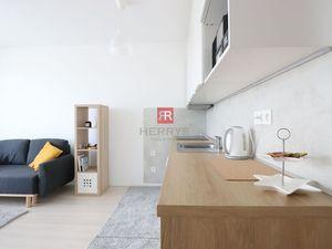 HERRYS - Na prenájom kompletne zariadený 1izbový byt v projekte EINPARK s garážovým státím