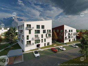 2-izbový byt v novostavbe vo Svite
