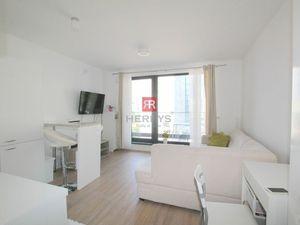 HERRYS - Na prenájom 2 izbový kompletne zariadený byt s dvoma loggiami a garážovým státím v novostav