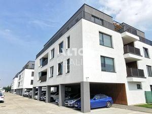Krásny 2 izbový byt v novostavbe na Piesku.