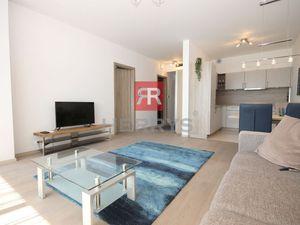 HERRYS - Na Prenájom - 2 izbový byt s balkónom a výhľadom na Dunaj v projekte Zuckermandel