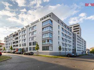 Pronájem bytu 1+kk, 43 m², Plzeň, ul. Stehlíkova